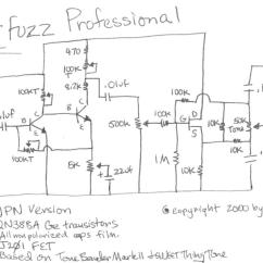 Fuzz Face Wiring Diagram Doctor Tweek V2 1998 Toyota 4runner Radio Selected Schematics Hot My Take On The Colorsound Tone Bender Professional Mark Ii With Sweet Thing Control I M Still Working This One So Stay Tuned