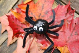 Halloweenspindel