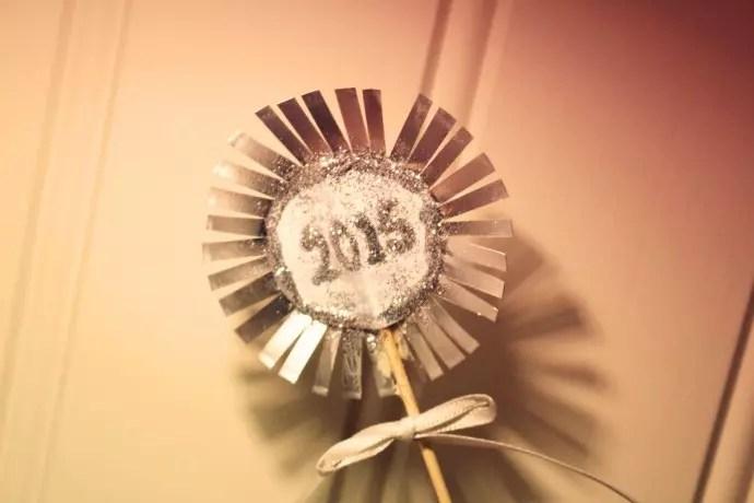 nyårsdekoration