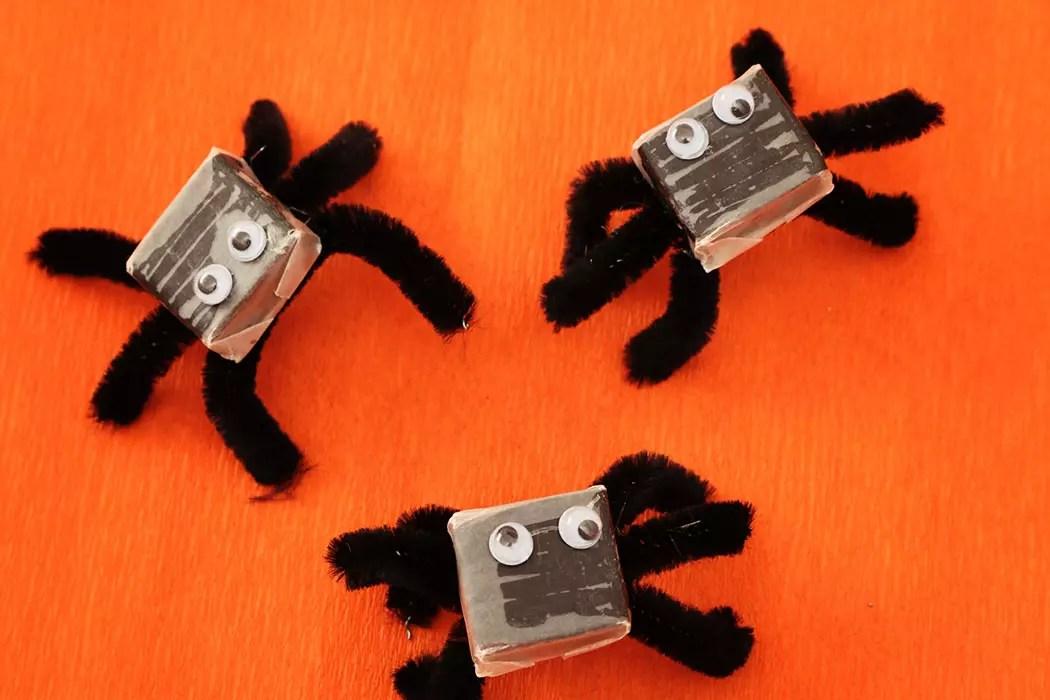 halloween spindlar
