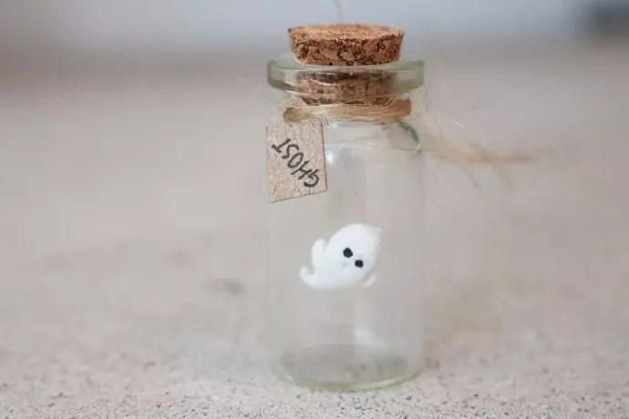 spöket i flaskan