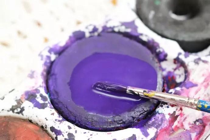marmormålning
