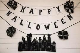 Halloweengirlang