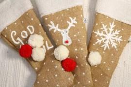 Sy en julstrumpa