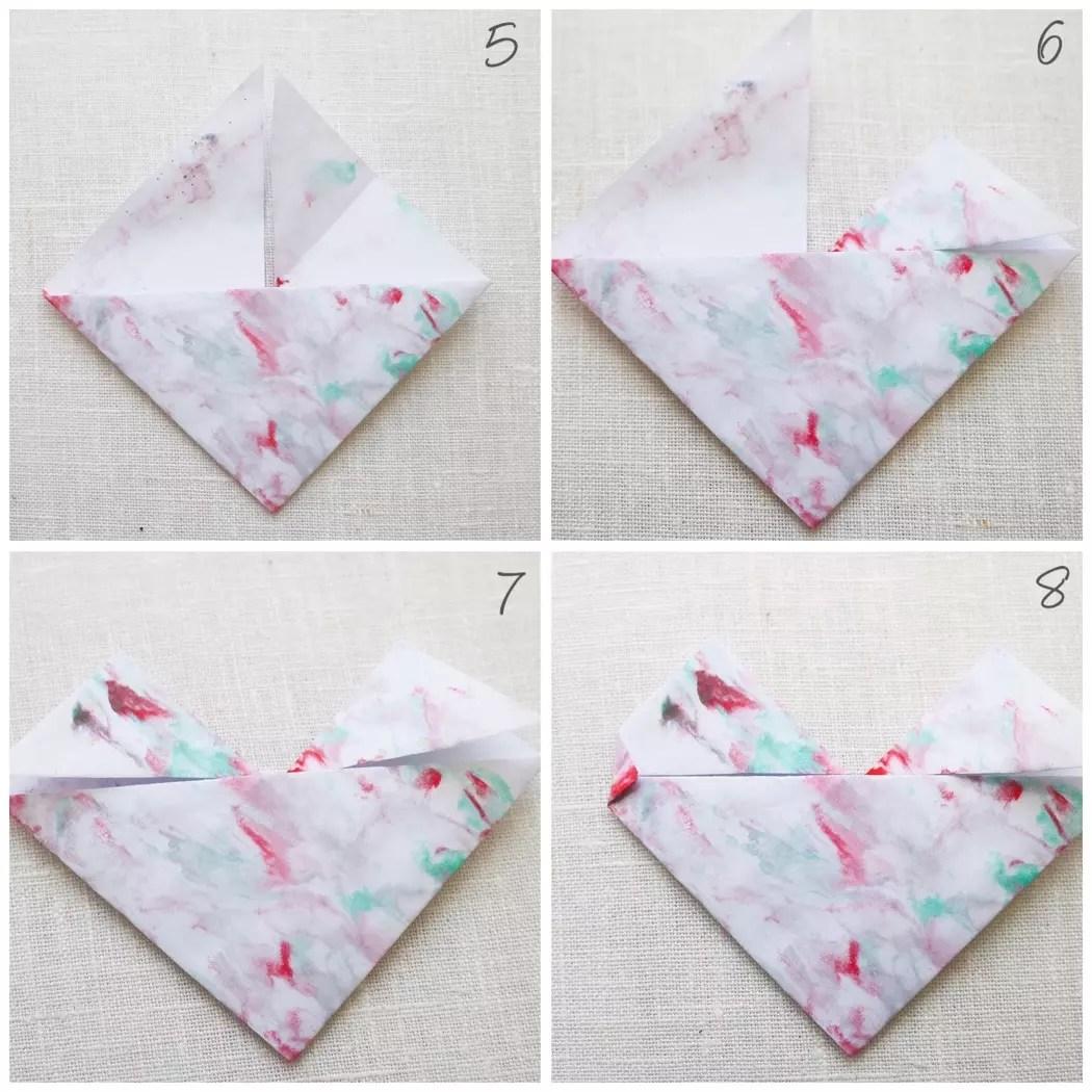 Origamihjärta