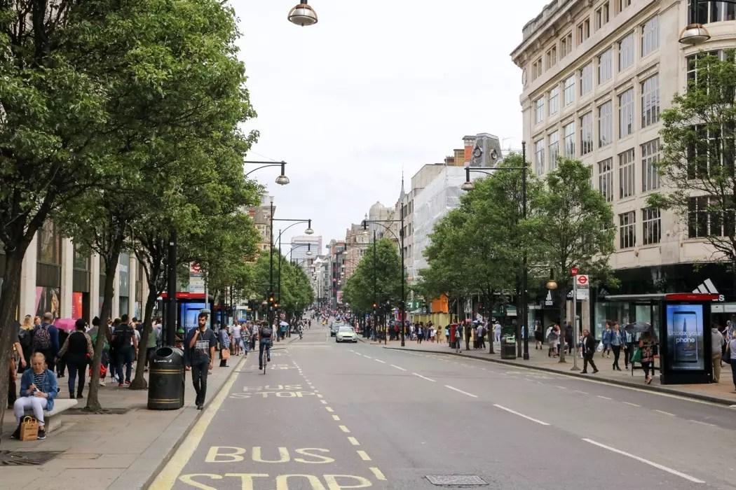 London sevärdheter