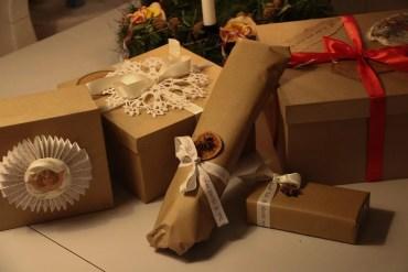 Paketinslagning & God Jul