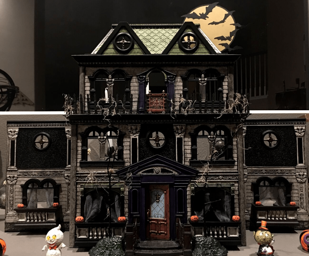 Haunted Dolls House Transformation