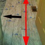 porcelain wood plank tile floors tips