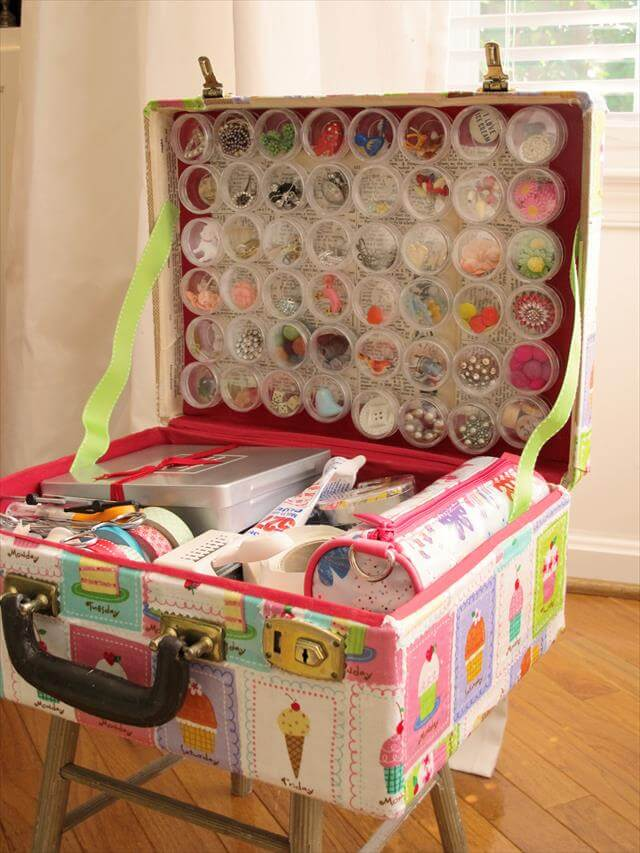 18 Diy Old Suitcase Projects