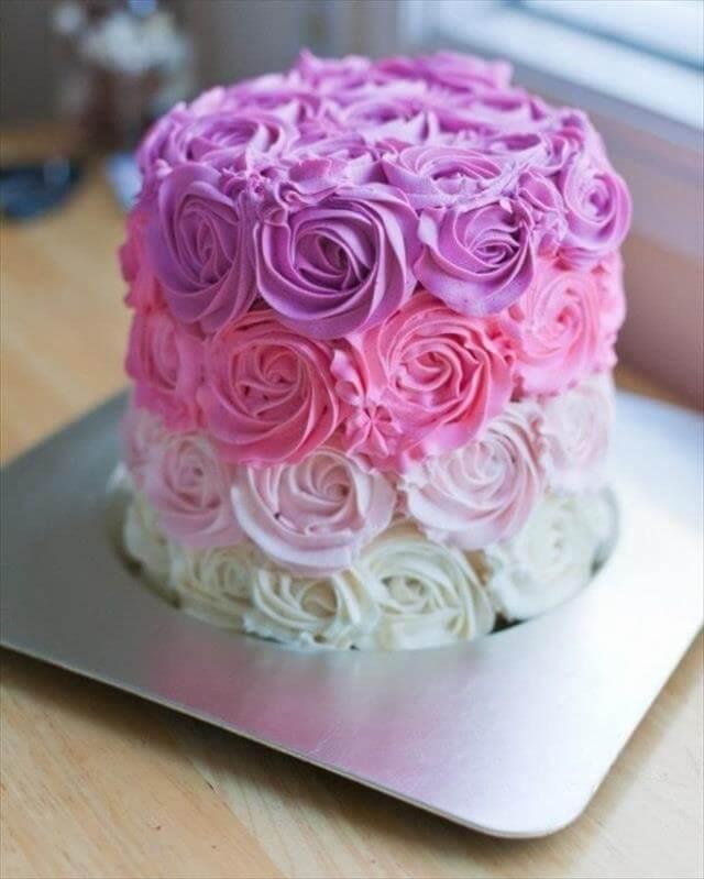 6 Diy Birthday Cakes For Little Girl S Diy To Make