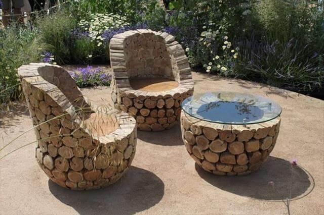 7 DIY Table Ideas For Garden Improvement DIY To Make