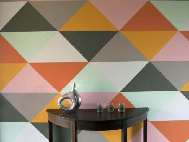 Free Fall Color Wallpaper 16 Diy Stylish Accent Wall Design Diy To Make