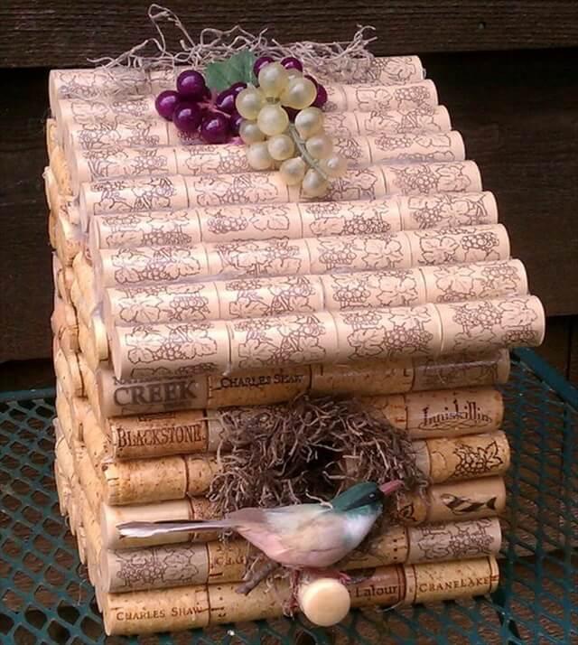32 DIY Homemade Wine Cork Crafts  DIY to Make