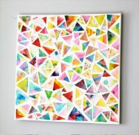 16 DIY Awesome Wall Art Ideas | DIY to Make