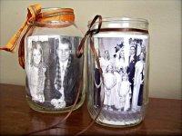 10 DIY Glass Jar Photo Frames & Gift Ideas | DIY to Make