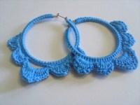 20 Crochet Earrings Ideas | DIY to Make