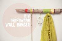 26 DIY Wall Hook Ideas | DIY to Make
