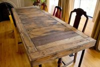 58 DIY Pallet Dining Tables | DIY to Make