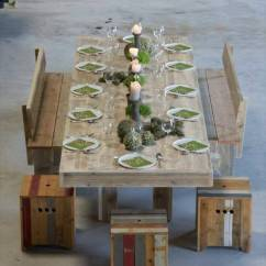 Dining Room Table And Chairs Gumtree Diy Makeover 58 Pallet Tables | To Make