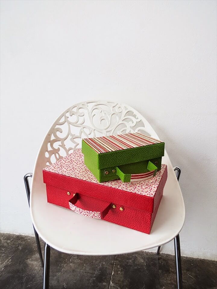 22 Super Cool Ways To Reuse Shoe Boxes  DIY to Make