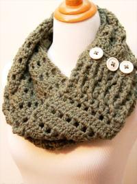 32 Super Easy Crochet Infinity Scarf ideas | DIY to Make