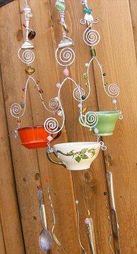 40 Homemade DIY Wind Chime Ideas | DIY to Make
