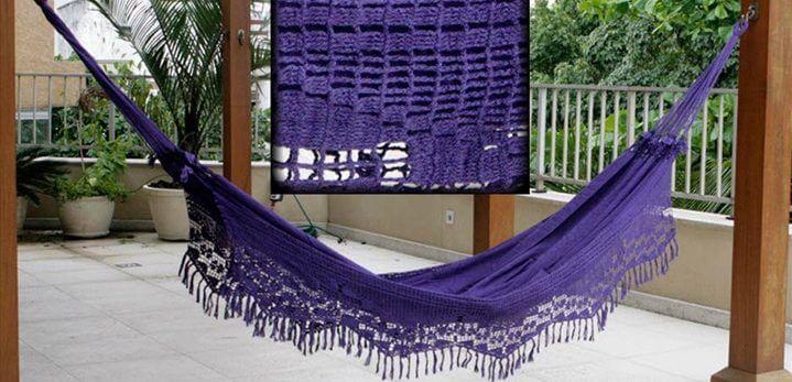 15 crochet hammock free