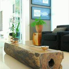 Ikea Easy Chair Covers Deco Accent 45 Amazing Ideas With Recycled Tree Trunks | Diy To Make