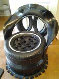 60 Quick & Easy Spare Tire Ideas