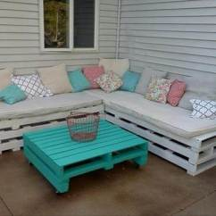 Diy Sofa From Pallets Double Recliner Fabric 22 Cheap Easy Pallet Outdoor Furniture To Make Patio