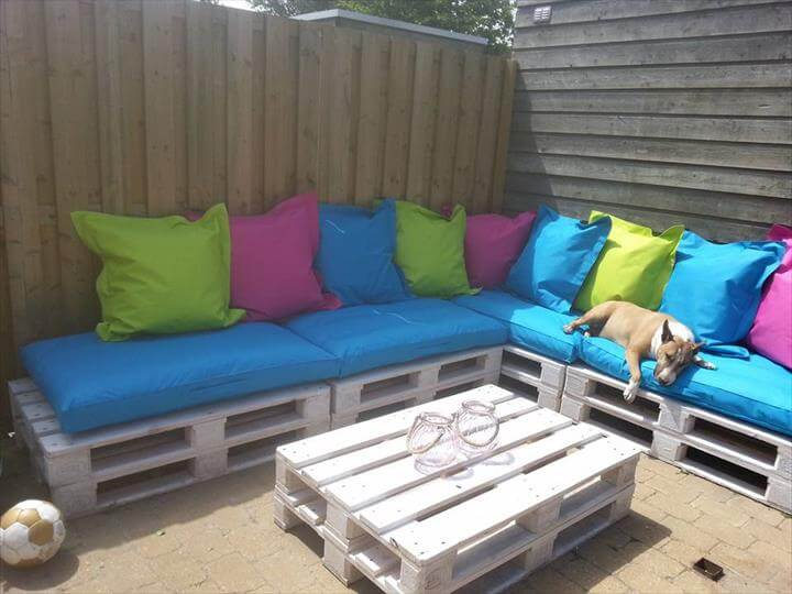 plans to build outdoor sectional sofa living room ideas india 22 cheap & easy pallet furniture | diy make