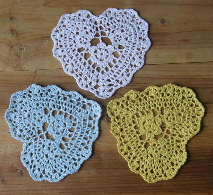 42 Quick Amp Easy Crochet Doily Pattern DIY To Make