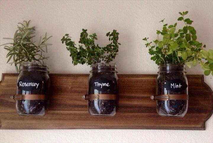 cheap kitchen knobs aid wine cooler 20 adorable mason jar craft ideas   diy to make