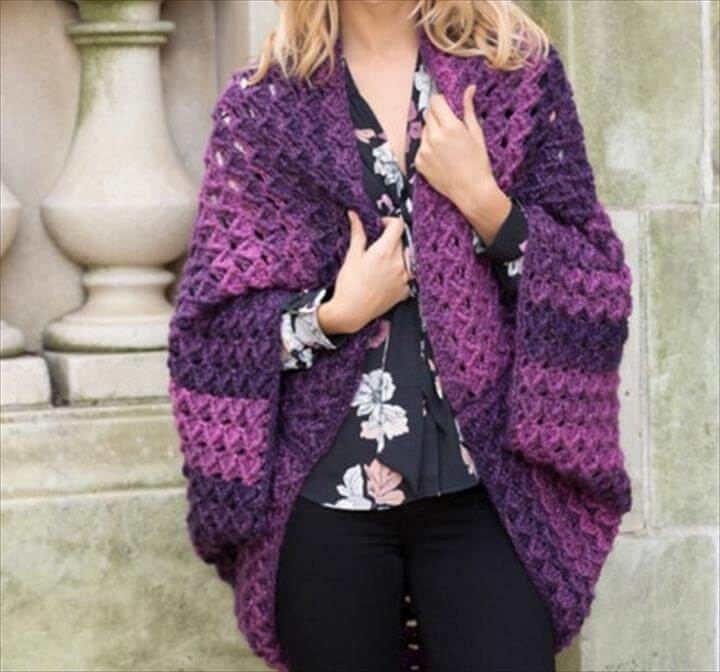 Fisherman Knit Sweater Plus Size