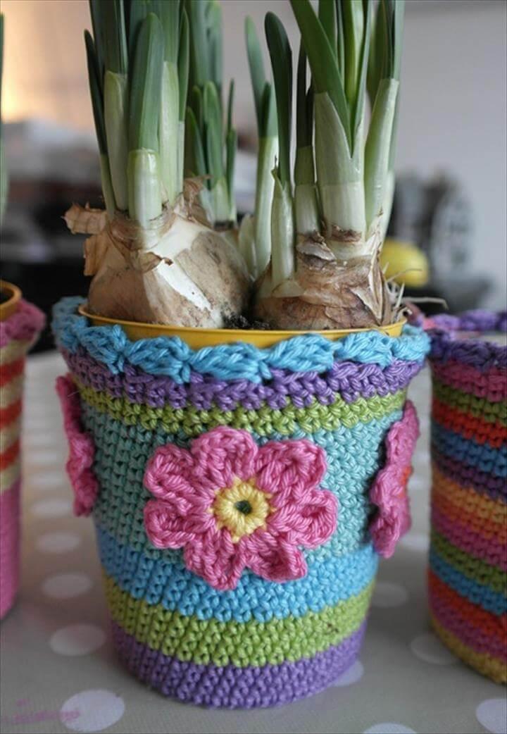 Easy Hanging Baskets
