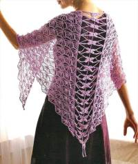 18 Quick & Easy Crochet Shawl Pattern | DIY to Make
