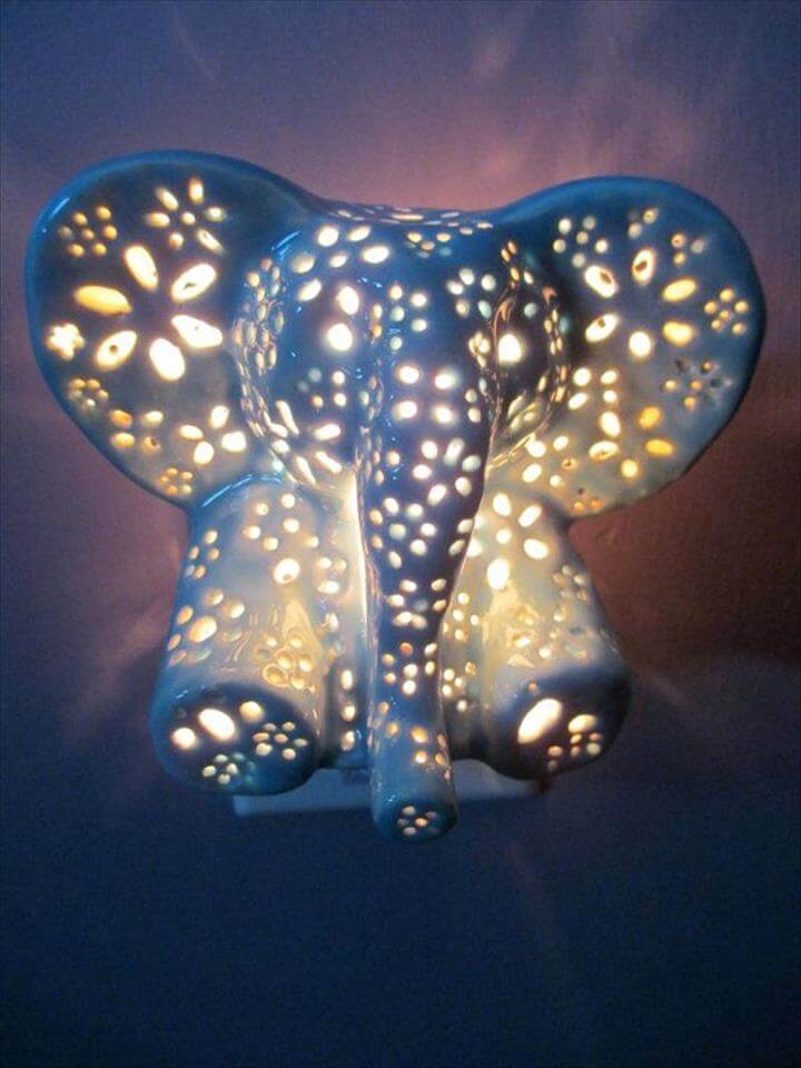 18 Ways To Use Night Light Ideas For Kids  DIY to Make