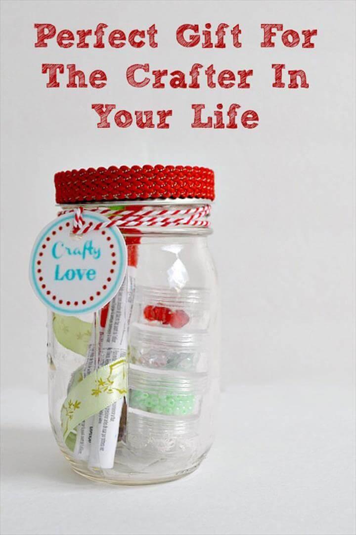 Cheap  Best 15 Mason Jar Gift Ideas  DIY to Make
