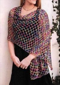 Free Crochet Baby Shawl Patterns For Beginners ~ Dancox for