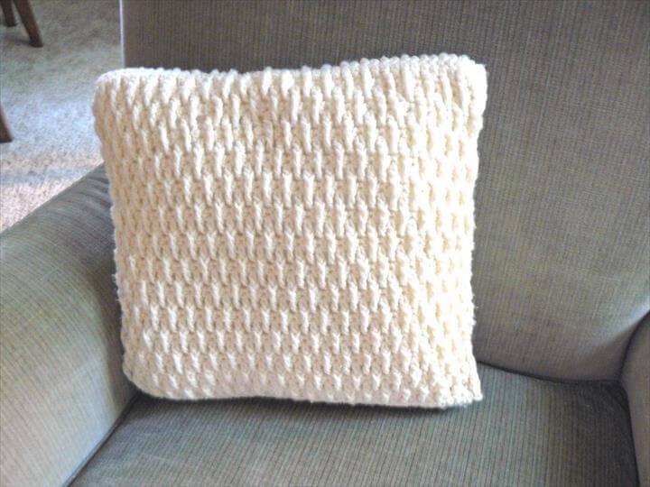 18 Beautiful Free Crochet Pillow  Cushion Patterns