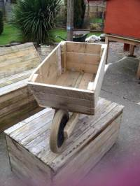 15 Handmade Pallet Garden Planters   DIY to Make