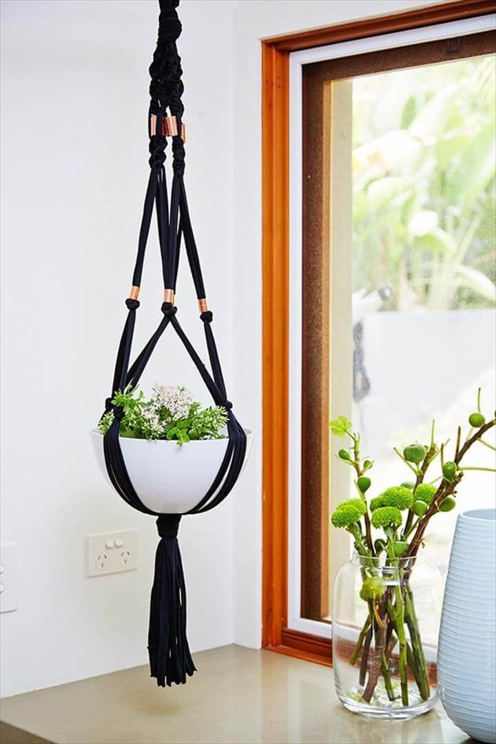 Macrame Plant Hanger Nz
