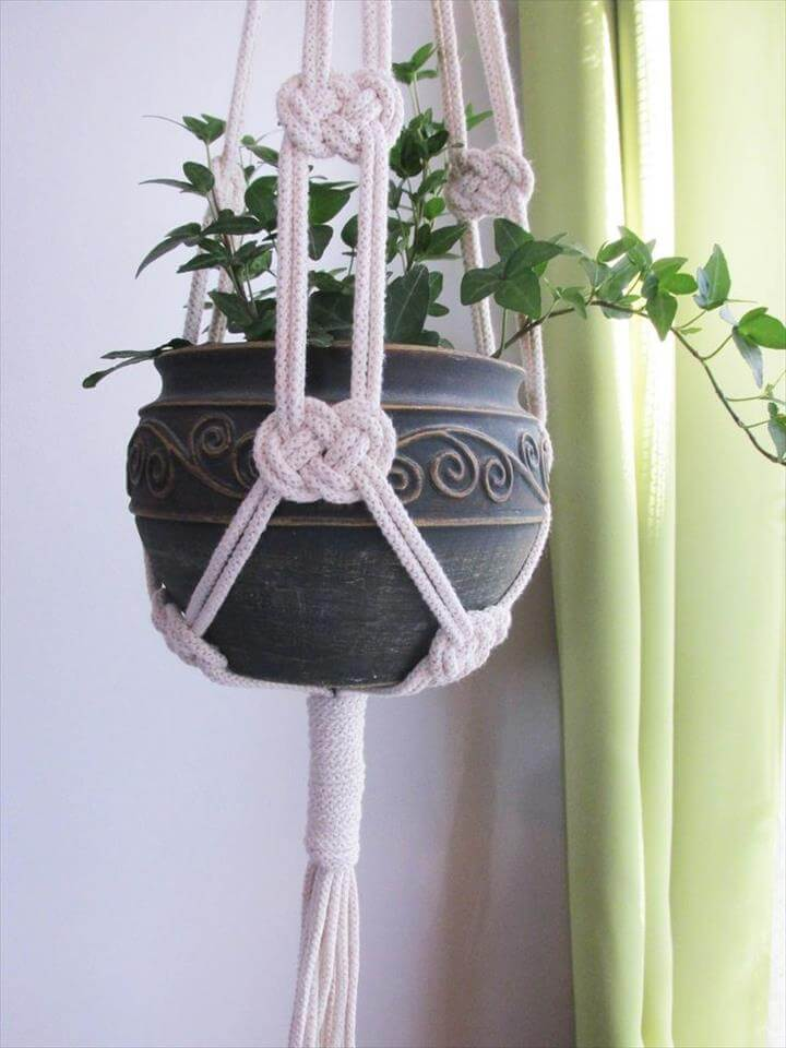 Top 25 Macrame DIY Projects | DIY to Make