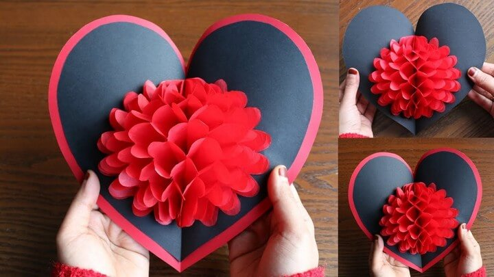 12 Diy Craft With Paper Step By Step Ideas