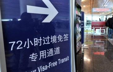 72 Hours Visa Free Express Line