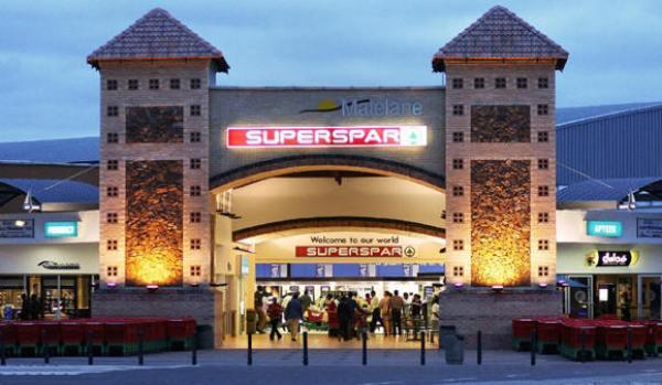 Spar Super Market in Malelane