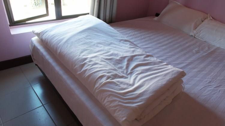 Birdnest Collective Cafe and Guesthouse has private room with in-suite bathroom and also offers dorm beds