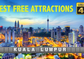 EP012: Kuala Lumpur – best FREE attractions and cheap eats