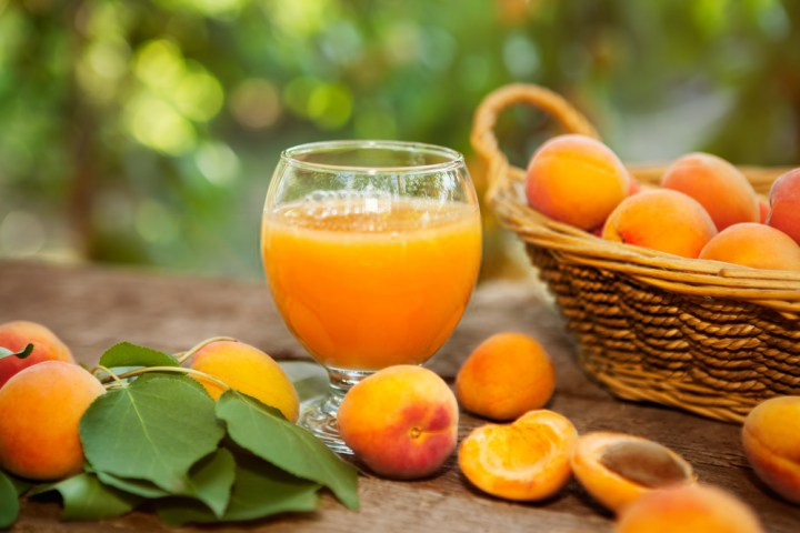 Apricot Juice For Butt Pimples